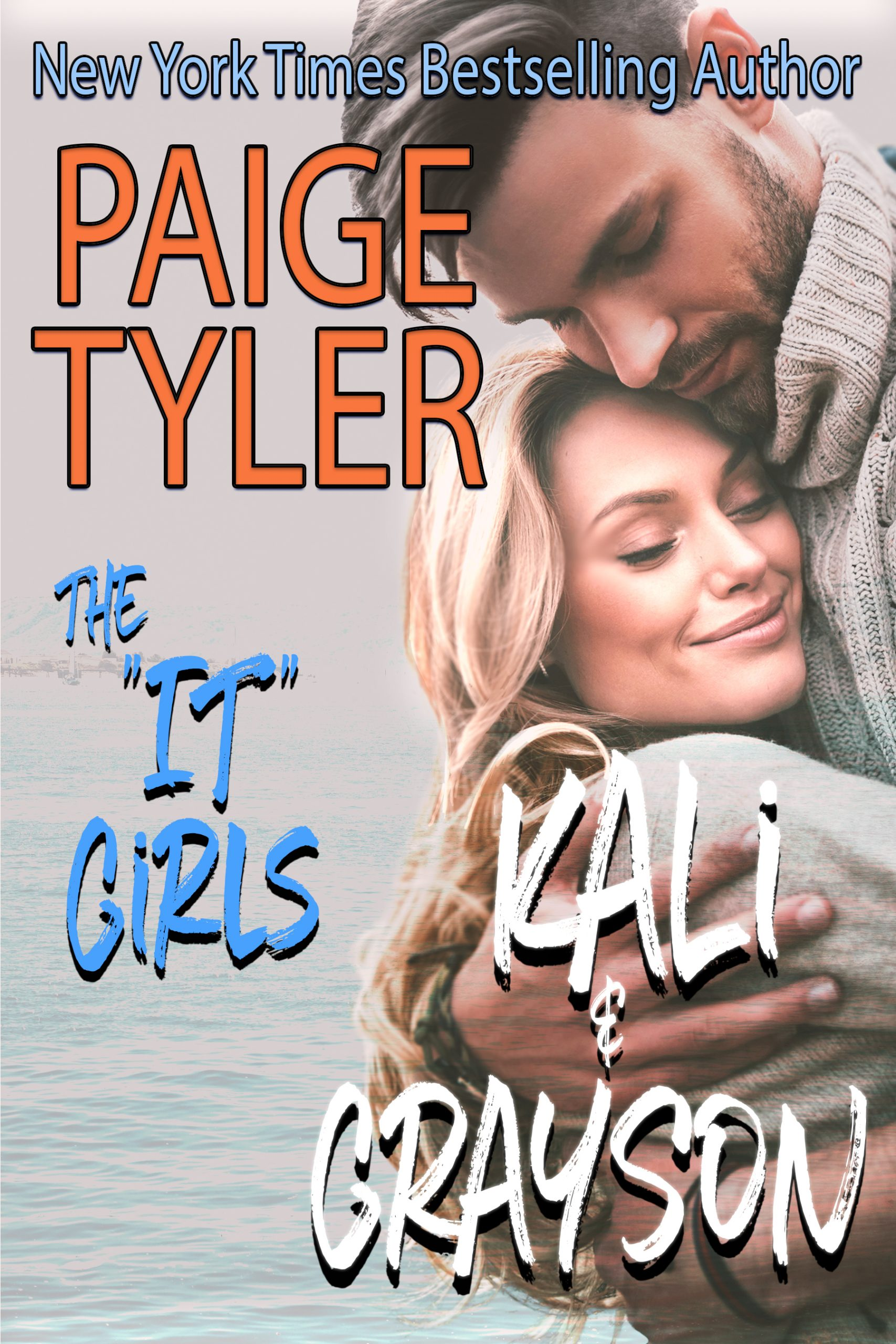 1 – Kali and Grayson Cover