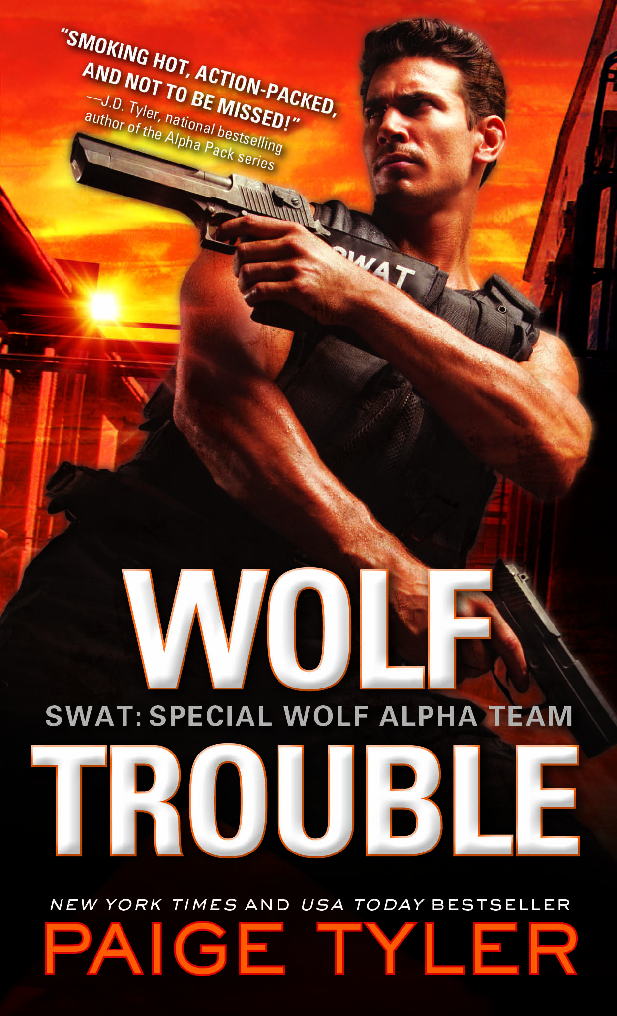 1b – SWAT 2Wolf Trouble Hi-Res