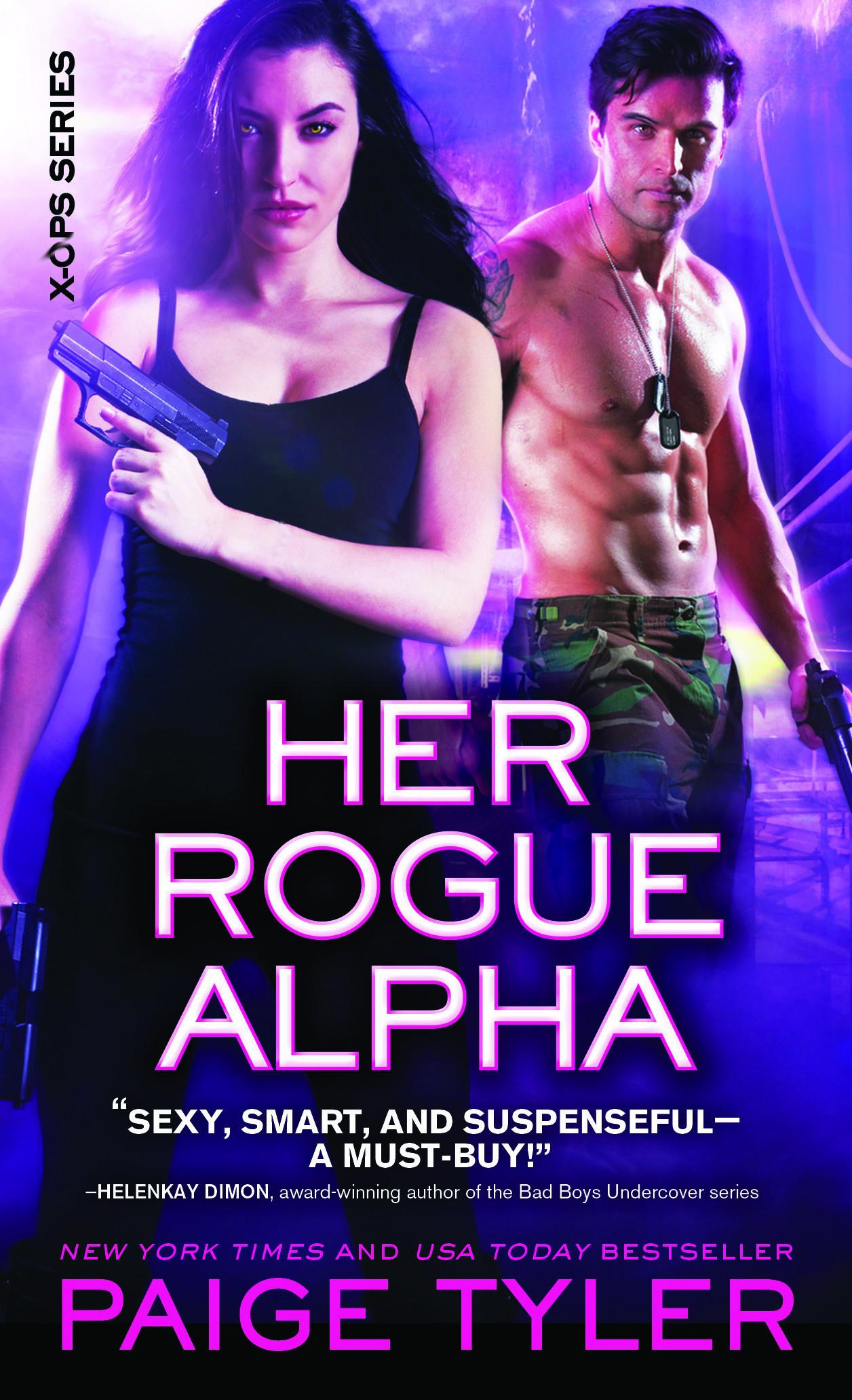 2e – X-OPS 5 Her Rogue Alpha 2