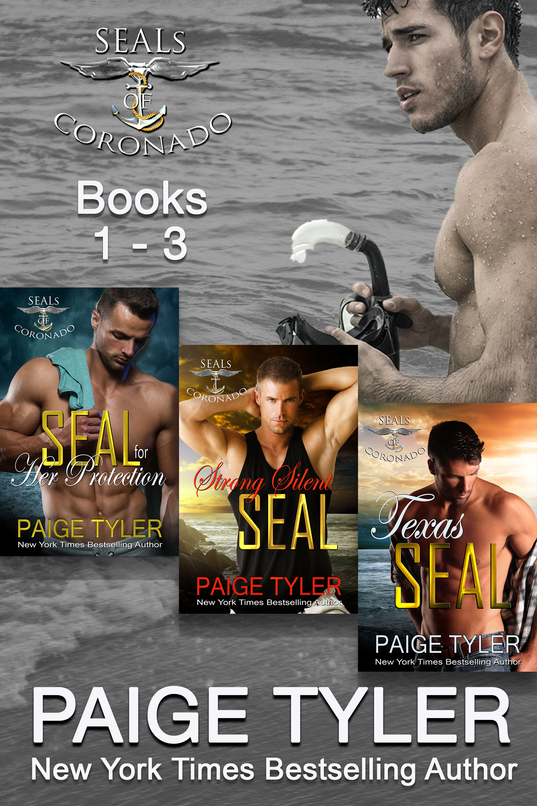 SEALs of Coronado 1 – 3 Some Gray2