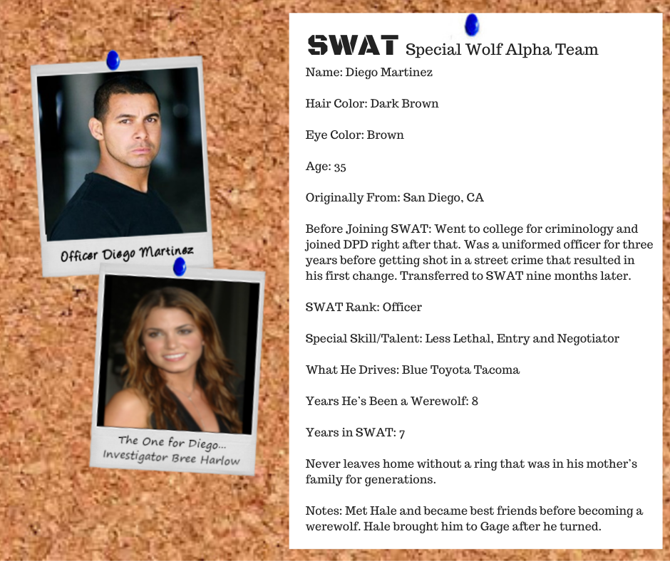 SWAT Diego and Bree