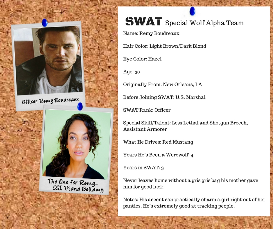 SWAT Remy and TRiana