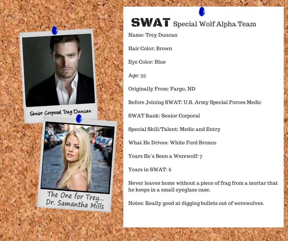 SWAT Trey and Samantha