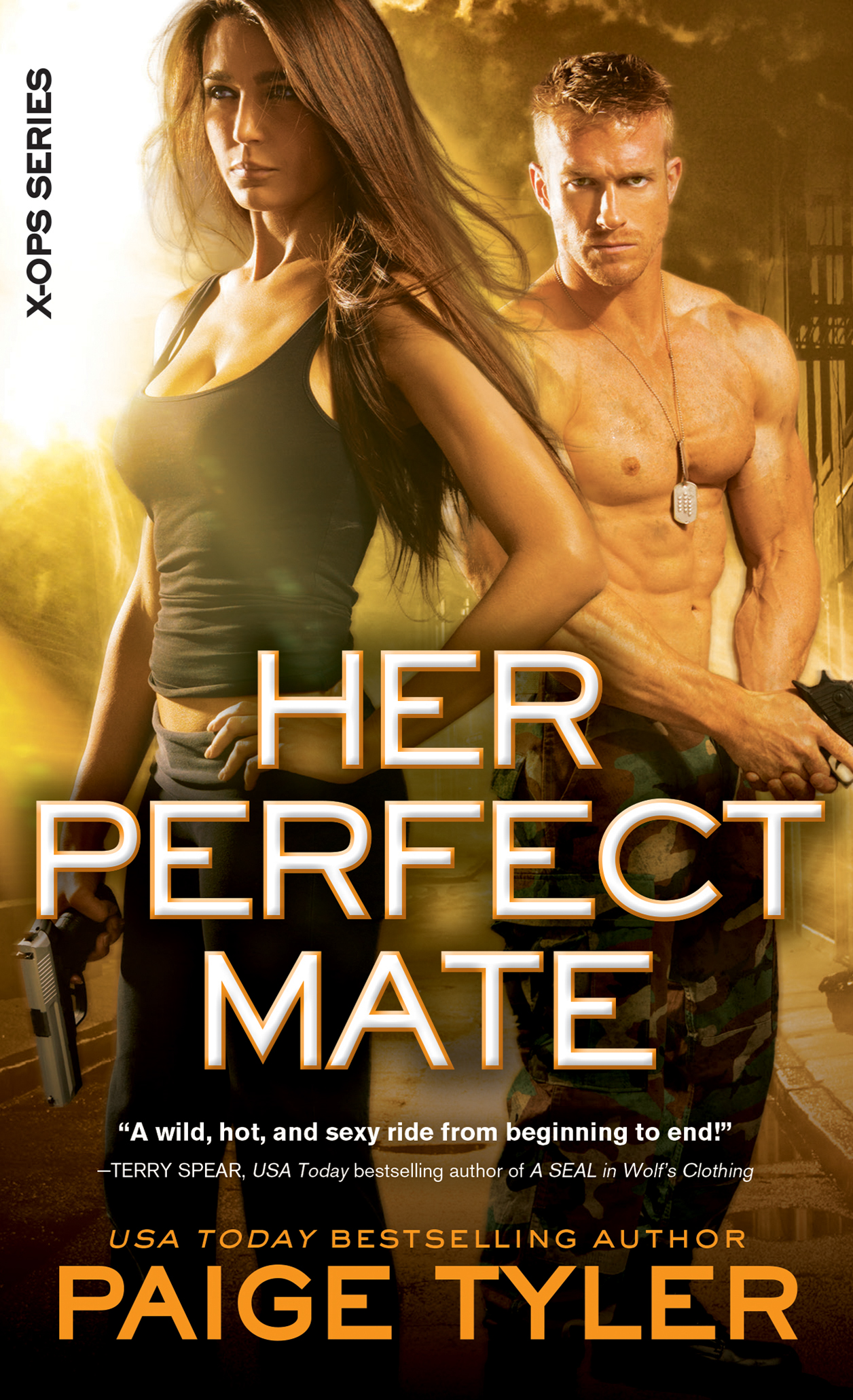 X-OPS 1 Her Perfect Mate USA Today2